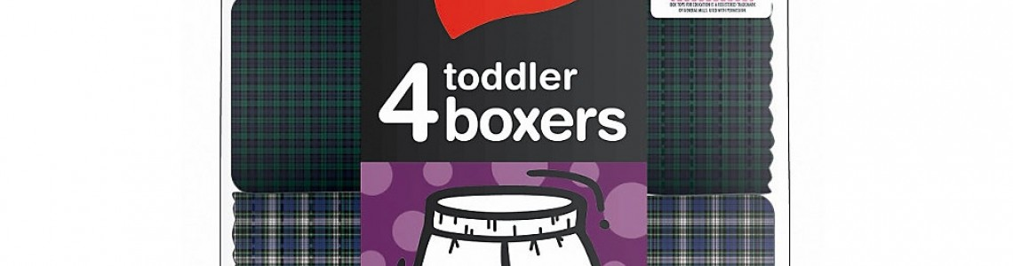 Infants & Toddlers Boxers