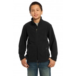 Port Authority  Youth Value Fleece Jacket. Y217