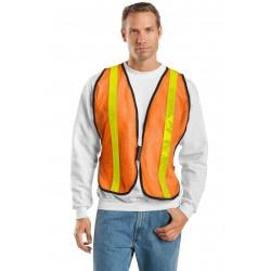 Port Authority  Mesh Enhanced Visibility Vest. SV02