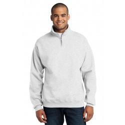 JERZEES  - NuBlend  1/4-Zip Cadet Collar Sweatshirt. 995M