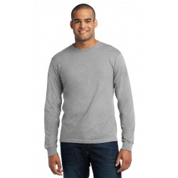 Port & Company  - Long Sleeve All-American Tee. USA100LS