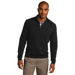 Port Authority  1/2-Zip Sweater. SW290