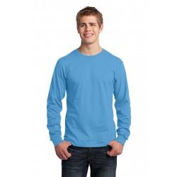 Port & Company  - Long Sleeve Core Cotton Tee. PC54LS