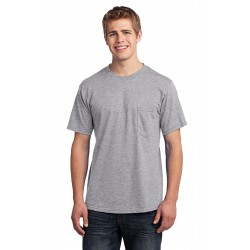 Port & Company  - All-American Pocket Tee. USA100P
