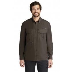 Eddie Bauer  - Long Sleeve Performance Fishing Shirt. EB600