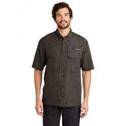 Eddie Bauer  - Short Sleeve Performance Fishing Shirt. EB602