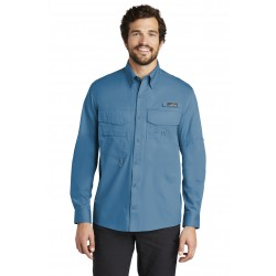Eddie Bauer  - Long Sleeve Fishing Shirt. EB606