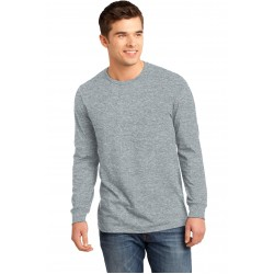 District  - Young Mens The Concert Tee  Long Sleeve. DT5200