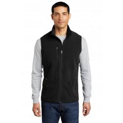 Port Authority  R-Tek  Pro Fleece Full-Zip Vest. F228