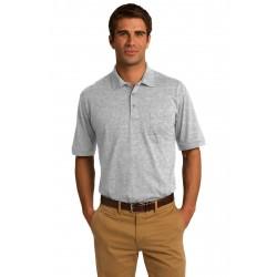Port & Company  Core Blend Jersey Knit Pocket Polo. KP55P