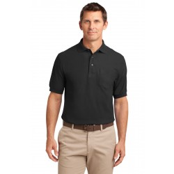 Port Authority  Tall Silk Touch& Polo with Pocket. TLK500P