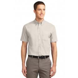 Port Authority  Tall Short Sleeve Easy Care Shirt. TLS508