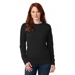 DISCONTINUED Anvil  Ladies French Terry Crewneck Sweatshirt. 72000L