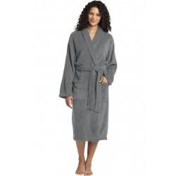 Port Authority  Plush Microfleece Shawl Collar Robe. R102