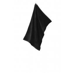 Port Authority  Grommeted Microfiber Golf Towel. TW530