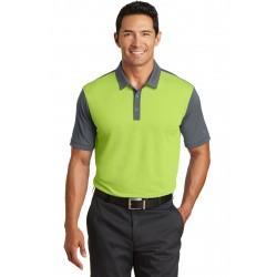 Nike Dri-FIT Colorblock Icon Modern Fit Polo. 746101