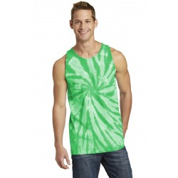 Port & Company  Tie-Dye Tank Top. PC147TT