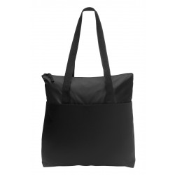 DISCONTINUED Port Authority  Zip-Top Convention Tote. BG407