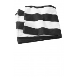 Port Authority  Cabana Stripe Beach Towel. PT43