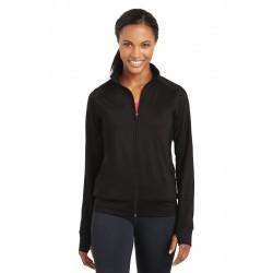 Sport-Tek  Ladies NRG Fitness Jacket. LST885