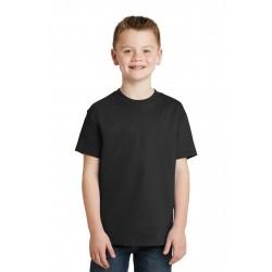 Hanes  - Youth Tagless  100% Cotton T-Shirt. 5450