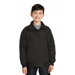 DISCONTINUED Port Authority  Youth Charger Jacket. Y328