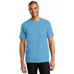 Hanes  - Tagless  100% Cotton T-Shirt. 5250