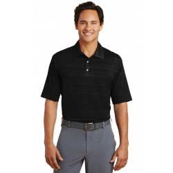 DISCONTINUED Nike Elite Series Dri-FIT Heather Fine Line Bonded Polo. 429438
