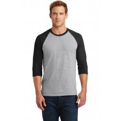 Gildan  Heavy Cotton ™ 3/4-Sleeve Raglan T-Shirt. 5700