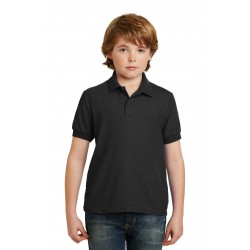 DISCONTINUED Gildan  Youth DryBlend  6-Ounce Double Pique Sport Shirt. 72800B