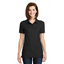 DISCONTINUED Gildan  Ladies 6.6-Ounce 100% Double Pique Cotton Sport Shirt. 82800L