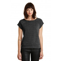 DISCONTINUED Alternative Women's Rehearsal Short Sleeve Pullover Sweatshirt. AA2823
