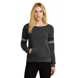 Alternative Women's Maniac Sport Eco & -Fleece Sweatshirt. AA9583