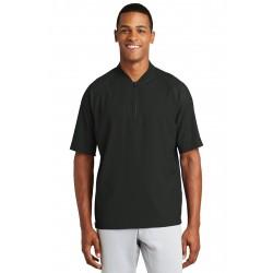 New Era   Cage Short Sleeve 1/4-Zip Jacket. NEA600