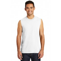Port & Company   Core Cotton Sleeveless Tee. PC54SL