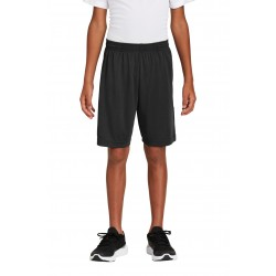 Sport-Tek   Youth PosiCharge   Competitor & Pocketed Short. YST355P