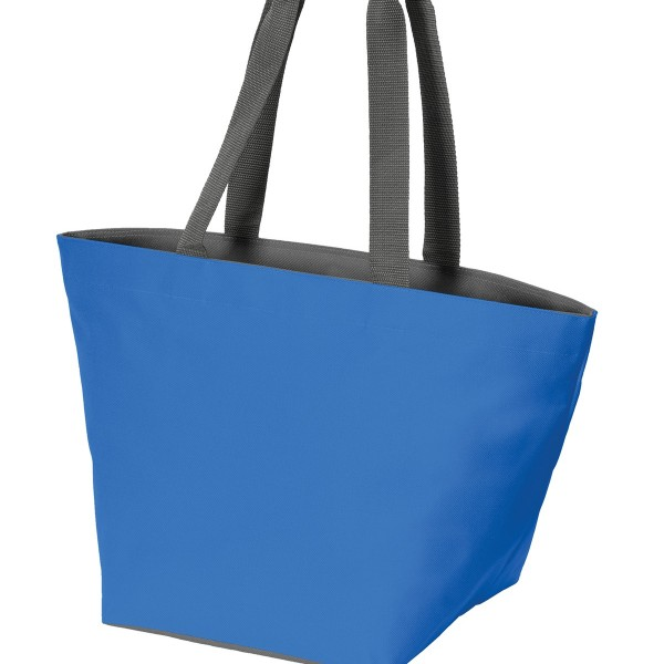 DISCONTINUED Port Authority  Carry All Zip Tote. BG409