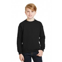 Gildan  - Youth Heavy Blend & Crewneck Sweatshirt. 18000B