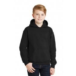Gildan  - Youth Heavy Blend& Hooded Sweatshirt. 18500B
