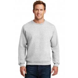 JERZEES  SUPER SWEATS  NuBlend  - Crewneck Sweatshirt. 4662M