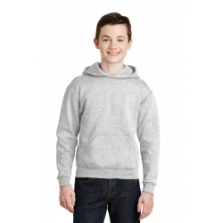JERZEES  - Youth NuBlend  Pullover Hooded Sweatshirt. 996Y