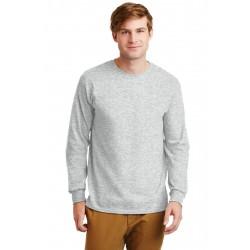 Gildan  - Ultra Cotton  100% Cotton Long Sleeve T-Shirt. G2400