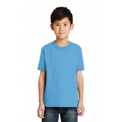 Port & Company  - Youth Core Blend Tee. PC55Y