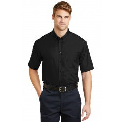 CornerStone  - Short Sleeve SuperPro & Twill Shirt. SP18