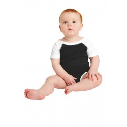 Rabbit Skins & Infant Baseball Fine Jersey Bodysuit. RS4430