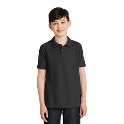 Port Authority  Youth Silk Touch& Polo. Y500
