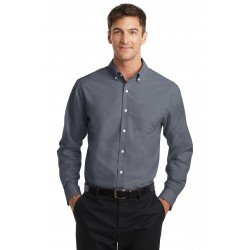 Port Authority  Tall SuperPro & Oxford Shirt. TS658
