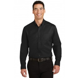 Port Authority  Tall SuperPro & Twill Shirt. TS663