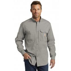 Carhartt Force   Ridgefield Solid Long Sleeve Shirt. CT102418