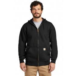 Carhartt   Midweight Hooded Zip-Front Sweatshirt. CTK122